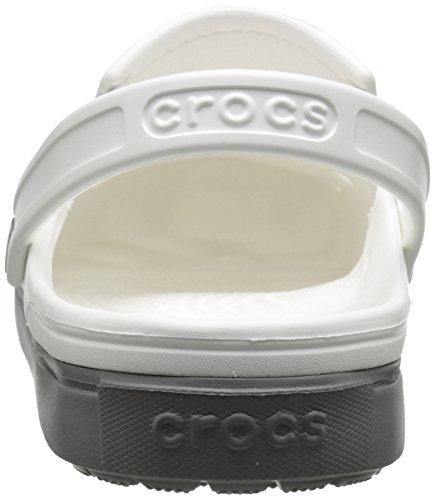 CitiLane Smoke White Clog Unisex Crocs 0wP7f