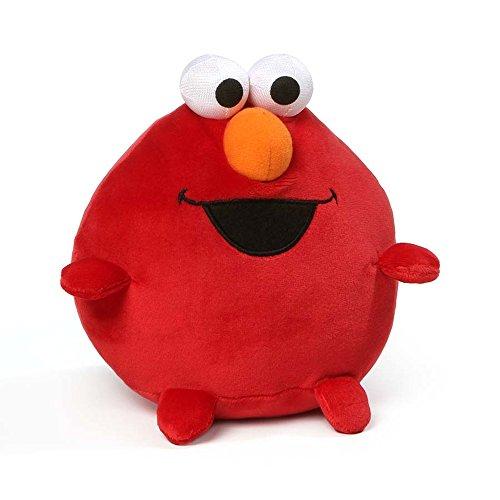 GUND Sesame Street Egg Friends Elmo Plush Toy, 6