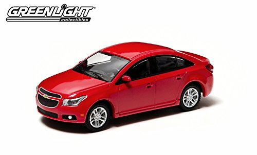 2013 Chevrolet Cruze (Red) 2014 Motor World Series 12 American Edition 1:64 Scale Die-Cast - Chevy Chevrolet 64
