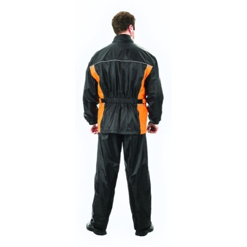 2 Piece Motorcycle Rainsuit - 1