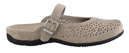 Vionic Lidia - Mujeres Slip-on Supportive Mule Grey