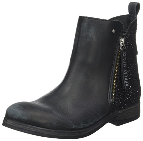 REPLAY Femme REPLAY Venice Motardes Venice Bottes zBxRBdwq