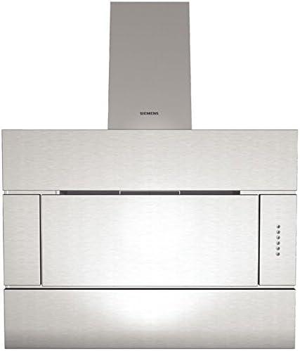 Siemens LC956KA60 - Campana (670 m³/h, Canalizado/Recirculación, 70 dB, De pared, Acero inoxidable, 20 W): Amazon.es: Hogar