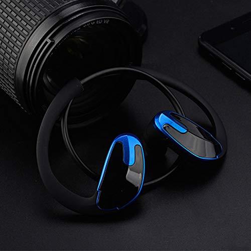 CNluca For Auriculares bluetooth para deportes Llamada ultra larga Auriculares inalámbricos para ejercicio físico
