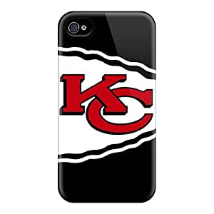 Perfect Fit ChO10299oeRX Kansas City Chiefs Cases For Iphone - 6