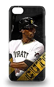 New Style MLB Pittsburgh Pirates Andrew McCutchen #22 Premium Tpu Cover 3D PC Case For Iphone 5c ( Custom Picture iPhone 6, iPhone 6 PLUS, iPhone 5, iPhone 5S, iPhone 5C, iPhone 4, iPhone 4S,Galaxy S6,Galaxy S5,Galaxy S4,Galaxy S3,Note 3,iPad Mini-Mini 2,iPad Air )