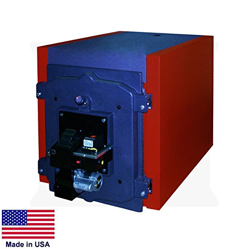 - WASTE OIL HEATER BOILER Hydronic Boiler - Coml/Industrial - 250,000 BTU - 115V
