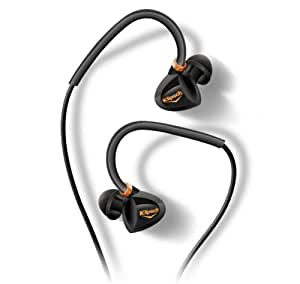 Klipsch Custom-3 In-Ear Noise-Isolating Earphones (Discontinued by Manufacturer)