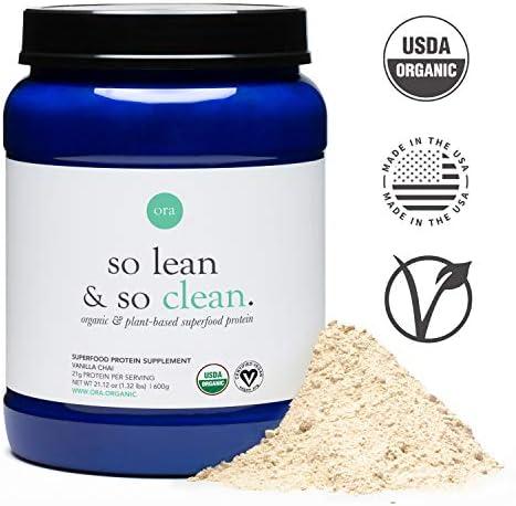 Ora Organic Vegan Protein Powder product image