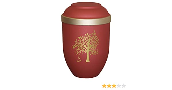 Urns UK árbol de cremación Cenizas urna Biodegradable, Materiales ...