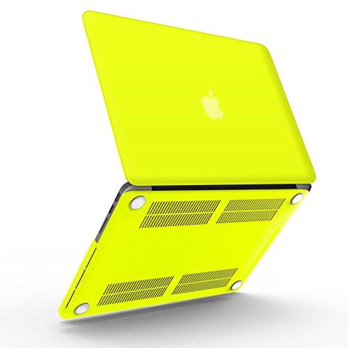iBenzer MacBook Retina Plastic Yellow
