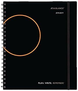 Amazon.com: AT-A-GLANCE 2019-2020 - Agenda anual académica ...