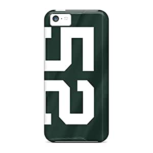 New Style Spigencases Green Bay Packers Premium Tpu Cover Case For Iphone 5c