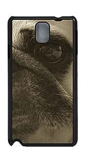 TUTU158600 Original New Print DIY Phone case for samsung galaxy note4 - pug dog leather