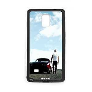 Fast And Furious 6 Samsung Galaxy Note 4 Cell Phone Case Black phone component AU_591887