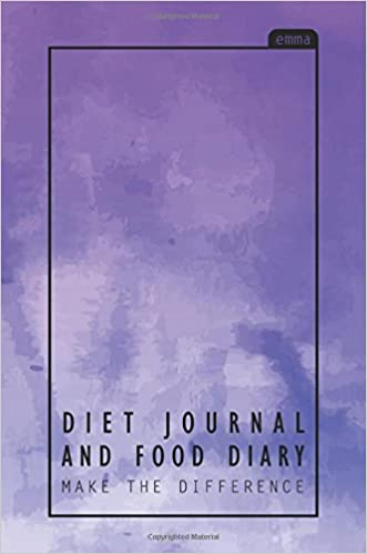 buy diet journal and food diary 2 book online at low prices in