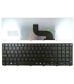Portatilmovil - Teclado Packard Bell EASYNOTE TK85 TK11 TM85 TM86 TM87 TM89 TM81 TE11BZ V104730DK2: Amazon.es: Electrónica