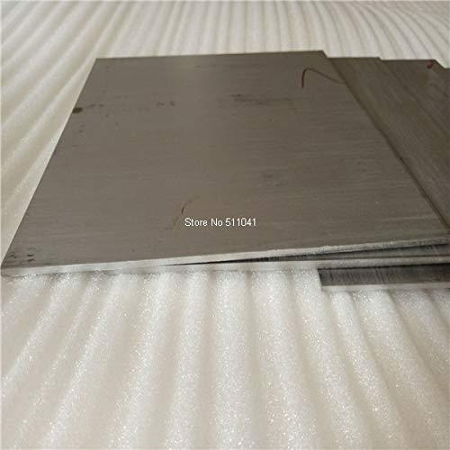 Fevas 3pcs Ti Titan Titanium Sheet 1.5mm, 2mm and 3mm in Sizes of 200x300mm Titanium Plate, by Fevas