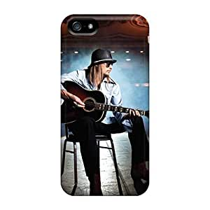TimeaJoyce Iphone 5/5s Durable Hard Cell-phone Cases Support Personal Customs Stylish Kid Rock Band Pattern [ebM14204WhAH]