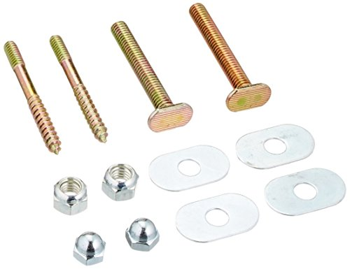 Most bought Toilet Floor Bolts & Screw Sets