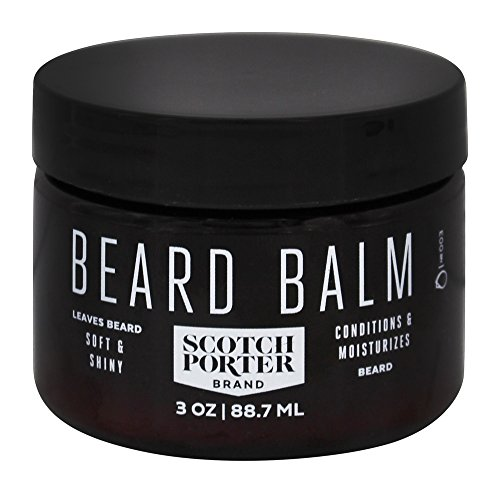 Scotch Porter All Natural Men's Beard Balm
