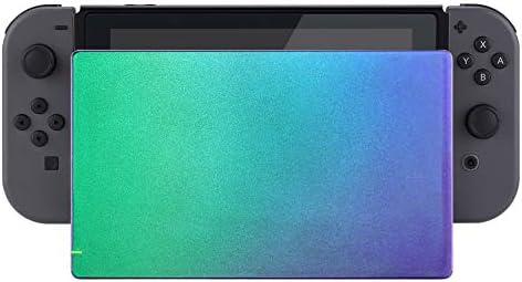 eXtremeRate Protector para Dock de Nintendo Switch Dock Cover Carcasa Accesorios Funda Dock Placa Personalizada Shell de Reemplazo Case para Nintendo Switch Dock-No Incluye Dock(De Violeta a Verde): Amazon.es: Electrónica