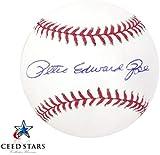 最多安打王 ピート・ローズ 直筆 サイン 入り MLB公式 ボール PSADNA社 筆跡鑑定 証明書付き シードスターズ証明書付き