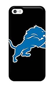 New OdrTCMa319oRnQk Detroit Lions PC Case For Iphone 5/5S Cover