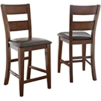 Steve Silver Company Zappa Counter Chair, Set of 2