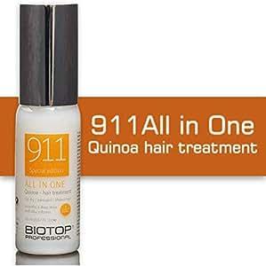 Amazon.com : 911 ALL IN ONE QUINOA HAIR TREATMENT : Beauty