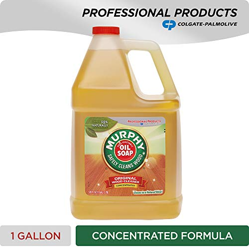 MURPHY OIL SOAP Wood Cleaner, Original, Concentrated Formula, Floor Cleaner, Multi-Use Wood Cleaner, Finished Surface Cleaner, 128 Fluid Ounce (US05480A) by Murphy Oil (Image #15)