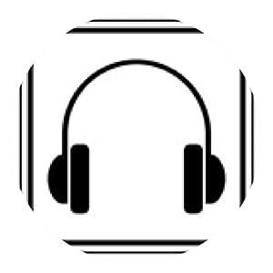 alfombrilla de ratón auriculares logotipo. - ronda - 20cm