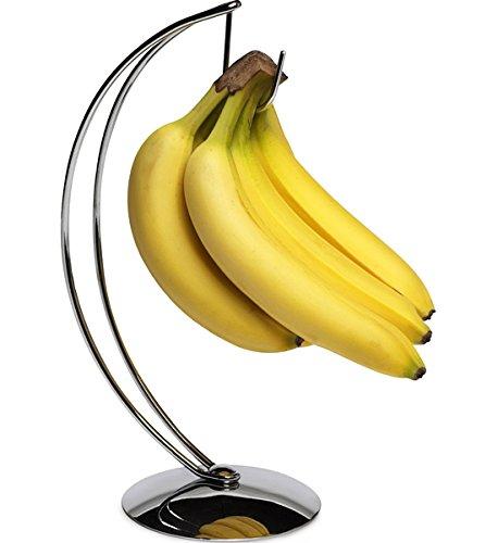 Spectrum Diversified Pantry Works Banana Holder, Chrome by Spectrum Diversified (Image #2)