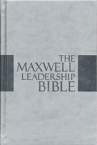 The Maxwell Leadership Bible: New King James Version,...