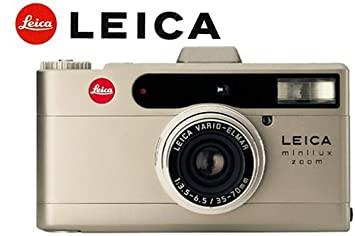 Amazon.com : Leica Minilux Zoom 35mm Camera : Point And Shoot Film ...