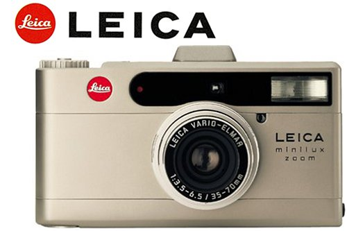 Leica Minilux Zoom 35mm Camera