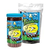 Plato Treats Thinkers Chicken Dog Snack, 10-Ounce Bag