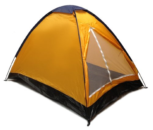 Orange Dome Camping Tent 7x5