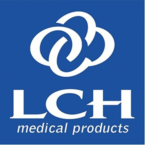 LCH VLN-01 Ambidextrous Sensinyl Light Gloves in Vinyl/Pre-Powdered Very Good Tolerance Easy to Put On Very Strong Touch Sensitivity Size S