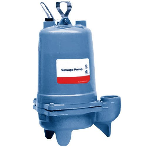 goulds sewage pump - 3