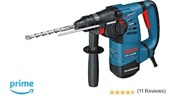 Bosch Professional 061123A000 Martillo perforador, peso de 3.6 kg 800 W, 230 V: Amazon.es: Bricolaje y herramientas