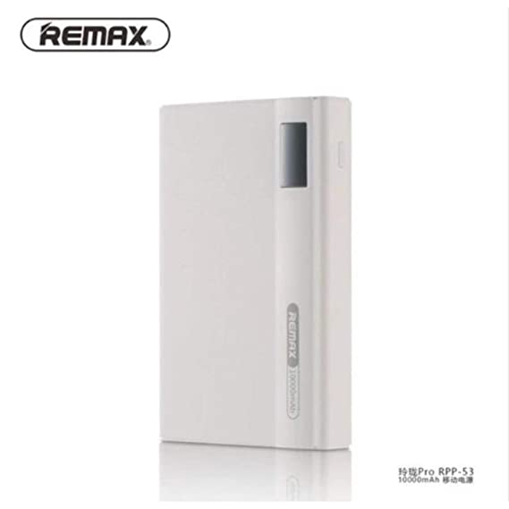 Linon Pro Power Bank 10000 Mah Rpp 53   Black Color (Black) by Remax
