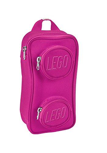 LEGO Kids' Brick Pouch, Pink, One Size