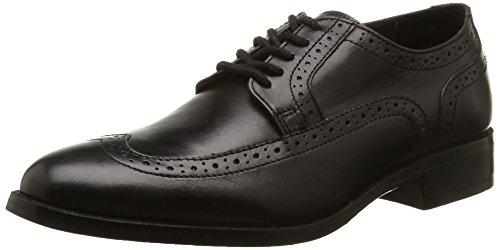 Eden Maylis - Zapatos de Cordones mujer negro - negro