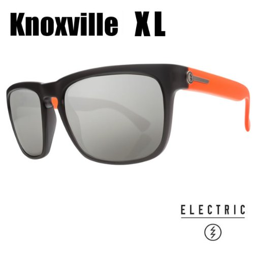 ELECTRIC(エレクトリック) エレクトリック サングラス electric KNOXVILLE XL  MOD WARMRED メラニングレーシルバークローム ノックスビル   B01MS60R9X