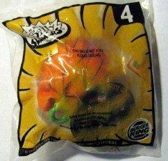 Burger King Silly Slammers # 4 Halloween Pumpkin]()