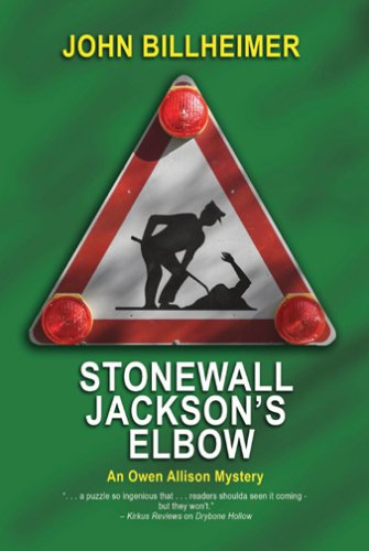 Stonewall Jackson's Elbow: An Owen Allison Mystery (Five Star First Edition Mystery Series)