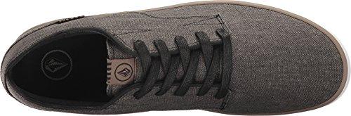 Volcom Heren Govna Fashion Sneaker Zwart