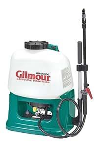 Amazon.com : Gilmour Back Pack Sprayer BP4 Teal/White