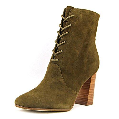 Edina Fashion Stiefel Pumps rund Green Fisher Frauen Marc Dark PTq1EXn